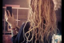 Pretty dreads / by Kitty Akilapa