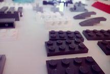 Lego build / My lego son