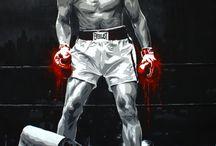 Boxe arts martiaux