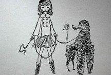 Poodle stuff / by Helen Meehan