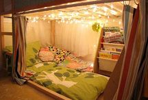 cool+kids+bedrooms / Some cool bedroom ideas for your children.
