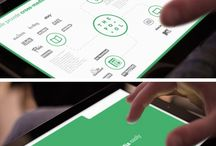 Moodboard - App design
