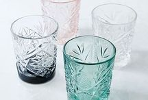 Glassware / Stemmed and stemless glassware / by Allie Reiter