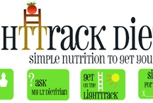 My Lighttrack Dietitian's Healthy Journey / Articles to inspire those on their journey to better health.