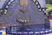 fontein buite