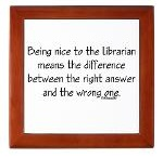 library humor