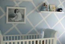 Room babys / kids / by MamboyMara Gris Raya