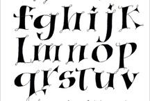 Alfabeti particolari