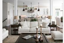 New house / Home decor / by Amanda Morris