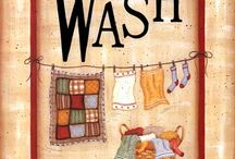 LAUNDRY        DAY / by Ann Webb