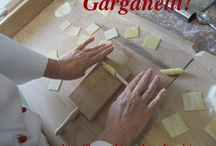 Garganelli / Garganelli is a delicious fresh pasta with flour 00, semolina flour, and eggs,  at Mama Isa's Cooking Classes in Italy Venice