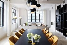 interiors :: dining / by Emily Andersson