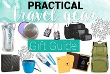 Travel Gear and Tech / Travel gadgets and gizmos to help you travel easier, better, and smarter.