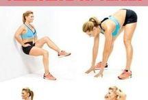 Fitness-routinen