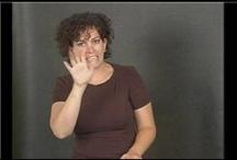 Sign Language / by Tonya Mikeworth