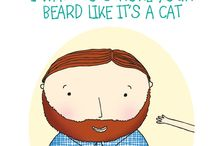 Beards  / by Delaney Beacco