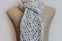 Crochet chunky
