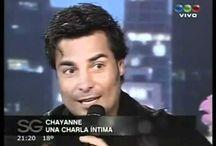 Chayanne (entrevistas)