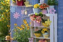 Reciclagem, jardinagem e decoração - 106 ideias DIY!