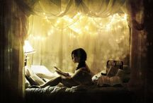 In the company of books... / by Wendy Olivas