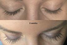 Long Lashes / Eyelash enhancer
