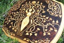 Pyrography Goodness - Ssssssss / by Stitch Witch Cottage