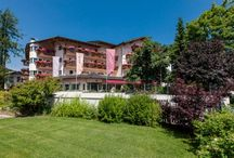 Wellness & Vital Hotel Erica****s / Visit our hotel in the Dolomites: you'll be simply enchanted by the majestic mountain scenery.