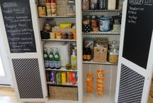 Pantry Ideas / by Karen Brogdon