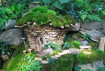 Fairy Homes for My Garden