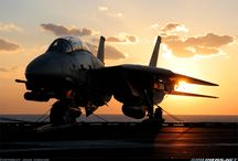 Military Aircraft / by Barry Doyon