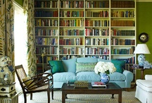 Book Cases / Design and styling of book cases in the home.