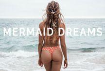 MERMAID   DREAMS / San Lorenzo Bikinis 2016 Fall Collection