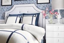 LOŽNICE MODRÁ-BLUE BEDROOM