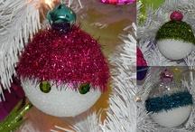 Seasonal Craft ideas - Xmas  / by Marnie Lane Silveira