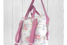 сумка-рюкзак своими руками