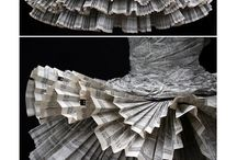 papierové šaty