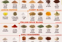 food spices &sauces