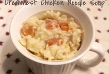Soups/CrockPot / by Bumbleberry Cottage