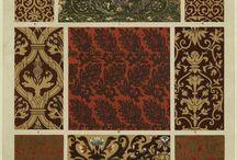 17th century Fabric