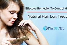 How to Control Hairfall Naturally / Here are the simple and organic solutions over to prrevent hairfall..