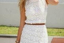 Dresses / White