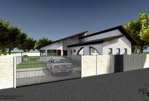 Casa Berceni / design interior locuinta individuala unifamiliara