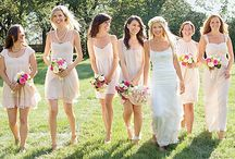 Berna's bridesmaid dresses