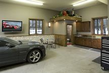 Garage finishes