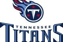 Tenneessee Titans / by Joel Carr