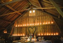 Ideer till logen/Ideas for our barn wedding / Inspiration till vårt logbröllop. Festen äger rum på en gård som min familj har bott på sen 1800-talet, i en socken utanför Västerås. / Inspiration for our swedish barn wedding. We'll have it on the farm that my family have owned since 17th century.