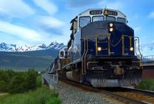 All Aboard / #Beautiful Scenic #Train Rides