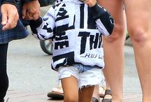 Celebrity kid's inspiration ! / Here are some of the celebrity kids inspiration for your kids clothing!
