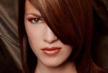 Aubrun hair color