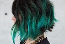 coloured hair ideas